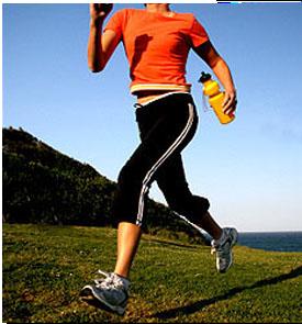 3 keer per week hardlopen afvallen