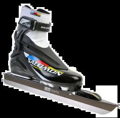 Wel Of Geen Klapschaats.Free Skate Schaatsen Test Van Salomon Rs Carbon S Lab Skate Pro