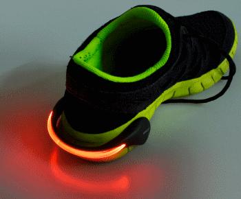 led schoen clip veiligheid op de zool hardloopschoenen 2018