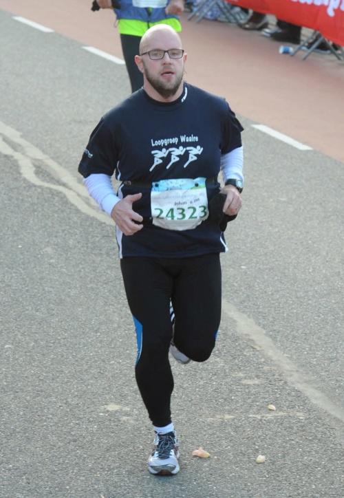afvallen hardlopen