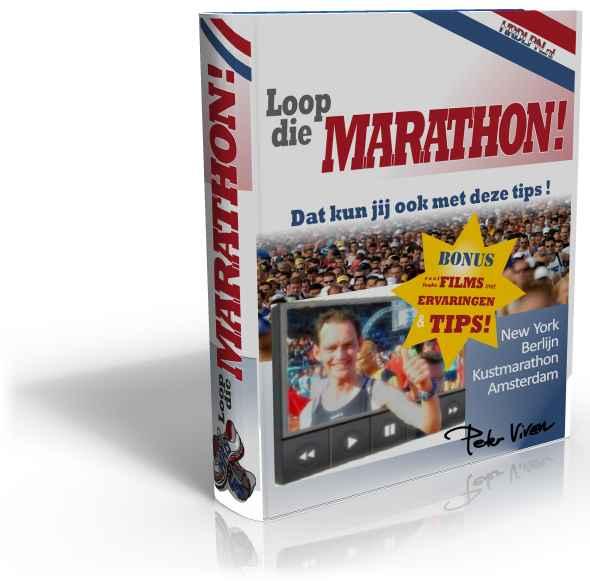 De marathon boek