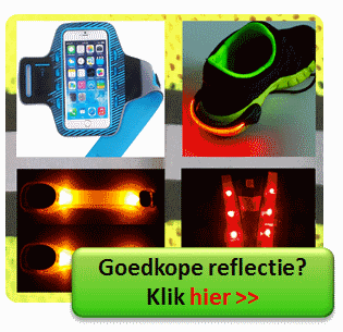 Reflectie band LED licht voor arm Test - HRDLPN | 2018