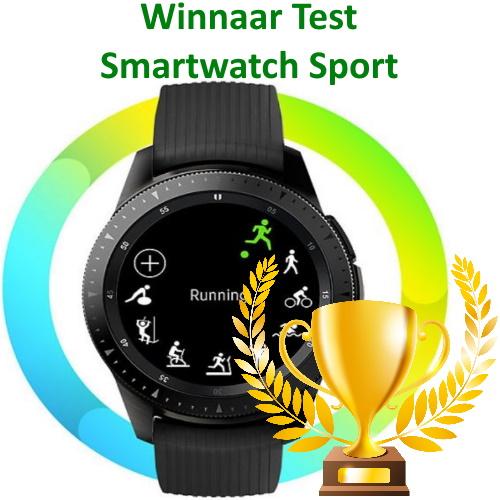 winnaar beste smartwatch sport